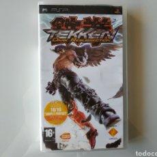 Videojuegos y Consolas: TEKKEN DARK RESURRECTION PSP. Lote 181107447