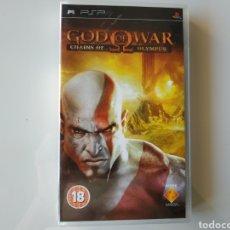 Videojuegos y Consolas: GOD OF WAR PSP. Lote 181107598