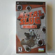 Videojuegos y Consolas: METAL SLUG ANTHOLOGY PSP. Lote 181108677