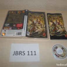 Videojuegos y Consolas: PSP - WARRIORS OF THE LOST EMPIRE , PAL ESPAÑOL , COMPLETO. Lote 187431553
