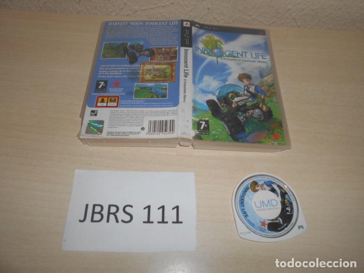 PSP - INNOCENT LIFE , PAL ESPAÑOL , SIN INSTRUCIONES (Juguetes - Videojuegos y Consolas - Sony - Psp)
