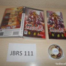 Videojuegos y Consolas: PSP - RENGOKU II THE STAIRWAY TO HEAVEN , PAL ESPAÑOL , COMPLETO. Lote 187432102