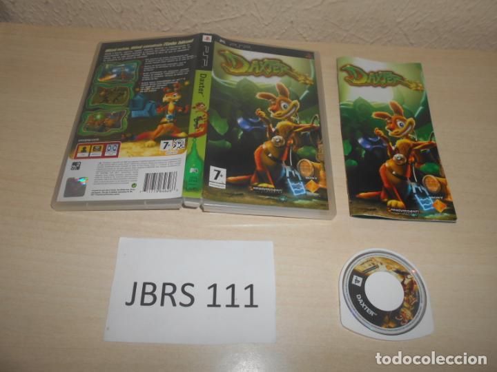 PSP - DAXTER , PAL ESPAÑOL , COMPLETO (Juguetes - Videojuegos y Consolas - Sony - Psp)
