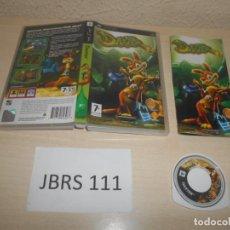 Videojuegos y Consolas: PSP - DAXTER , PAL ESPAÑOL , COMPLETO. Lote 187432123