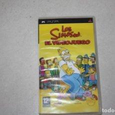 Videojuegos y Consolas: JUEGO LOS SIMPSON.. Lote 189178005