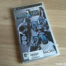Videojuegos y Consolas: SONY PSP JUEGO ARMORED CORE FORMULA FRONT EXTREME BATTLE NUEVO. Lote 191010691