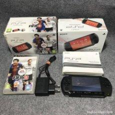 Videojuegos y Consolas: CONSOLA SONY PSP STREET PACK FIFA 13. Lote 191091872