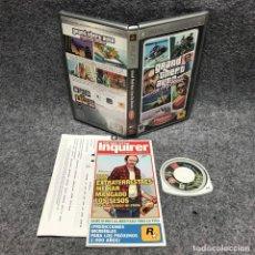 Videojuegos y Consolas: GRAND THEFT AUTO VICE CITY STORIES SONY PSP. Lote 191091876
