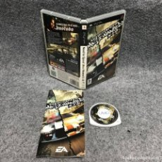 Videojuegos y Consolas: NEED FOR SPEED MOST WANTED 5 1 0 SONY PSP. Lote 191091918