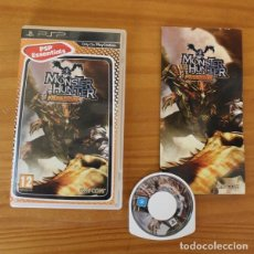 Videojuegos y Consolas: MONSTER HUNTER FREEDOM -JUEGO PSP- READYATDAWN PLAYSTATION PORTABLE. Lote 191136532