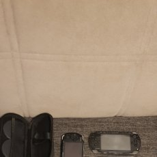 Videojuegos y Consolas: LOTE 5 PSPS + 30 JUEGOS. Lote 191156655