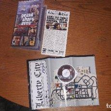 Videojuegos y Consolas: JUEGO PSP GRAND THEFT AUTO LIBERTY CITY STORIES. Lote 192336132