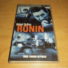 Videojuegos y Consolas: RONIN PELICULA UMD PSP SONY-RESIDEN EVIL-HANCOCK (COMPRA MINIMA 15 EUR). Lote 192821118