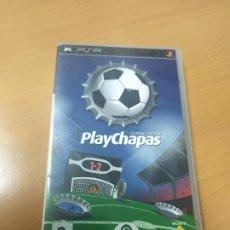 Videojuegos y Consolas: 08-00343 JUEGO PSP CON CAJA -PLAY CHAPAS. Lote 193437222