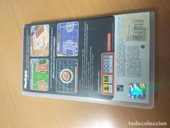Videojuegos y Consolas: 08-00343 Juego PSP con caja -PLAY CHAPAS - Foto 2 - 193437222