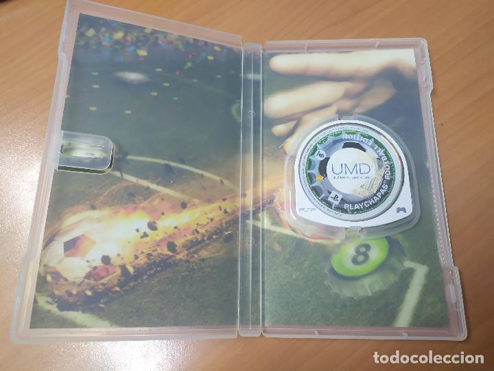 Videojuegos y Consolas: 08-00343 Juego PSP con caja -PLAY CHAPAS - Foto 3 - 193437222