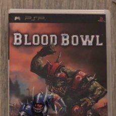 Videojuegos y Consolas: BLOOD BOWL PSP. Lote 194260361