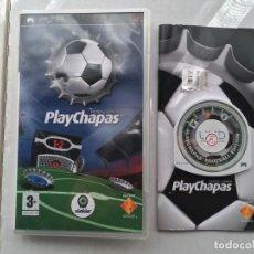 Videojuegos y Consolas: PLAYCHAPAS PLAY CHAPAS PSP KREATEN PLAYSTATION. Lote 194914770
