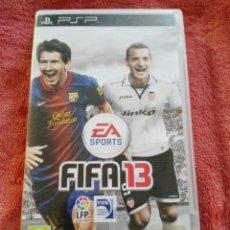 Videojuegos y Consolas: FIFA 13. Lote 195298487