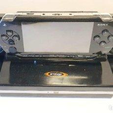 Videojuegos y Consolas: CONSOLA PSP 104 SONY. Lote 195647066