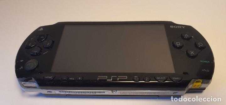 Videojuegos y Consolas: CONSOLA PSP 104 SONY - Foto 4 - 195647066