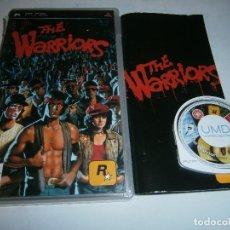 Jeux Vidéo et Consoles: THE WARRIORS PLAYSTATION PSP COMPLETO . Lote 197852577