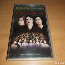 Videojuegos y Consolas: 13 ROSAS PELICULA UMD PSP SONY-GOYA-OSCAR (COMPRA MINIMA 15 EUR). Lote 198161048