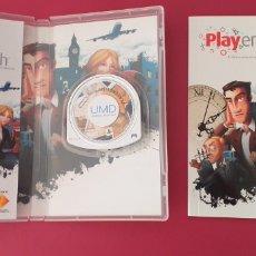 Videojuegos y Consolas: JUEGO PSP PLAY ENGLISH. Lote 198608391
