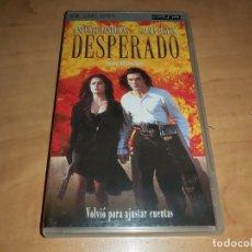 Videojuegos y Consolas: DESPERADO PELICULA UMD PSP SONY-RESIDEN EVIL*NUEVA Y PRECINTADA *(COMPRA MINIMA 15 EUR). Lote 199168583