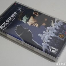 Videojuegos y Consolas: PLAY STATION PSP - METAL GEAR PORTABLE OPS PLUS+ UK NEW SEALED PERFECT NUEVO NEW. Lote 200122607
