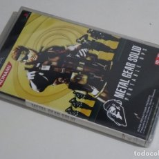Videojuegos y Consolas: PLAY STATION PSP - METAL GEAR PORTABLE OPS UK NEW SEALED PERFECT NUEVO NEW UK. Lote 200122848