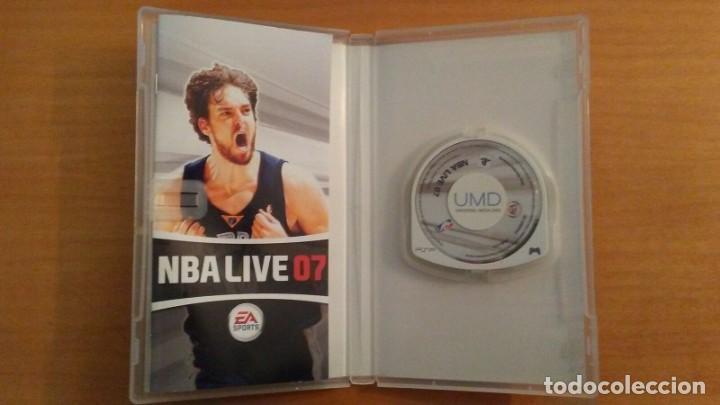 Videojuegos y Consolas: NBA Live 07. EA Sports . PSP Portable . España - Foto 2 - 200285177