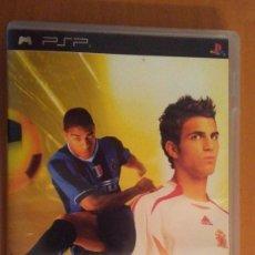 Videojuegos y Consolas: PES 6 . PRO EVOLUTION SOCCER 6 . KONAMI . PSP PORTABLE . ESPAÑA. Lote 200287081