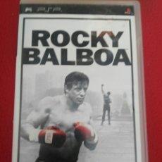 Videojuegos y Consolas: ROCKY BARBOA. Lote 201203986