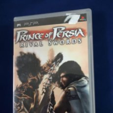 Videojuegos y Consolas: PRINCE OF PERSIA - RIVAL SWORDS - SONY PSP - UBISOFT - COMPLETO. Lote 202644237