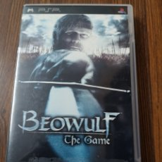 Videojuegos y Consolas: T1J51. JUEGO PSP BEOWULF. PSP. Lote 202954461