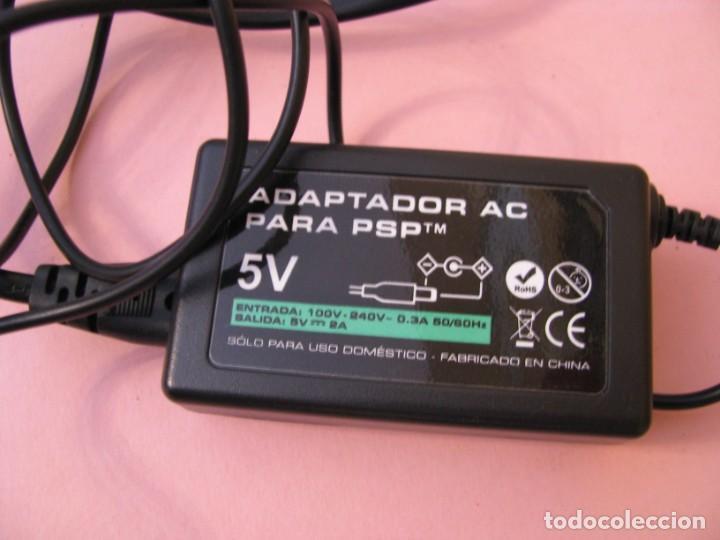 Videojuegos y Consolas: CONSOLA PSP 1000. AÑO 2004. FUNCIONA. INCLUYE CARGADOR Y FUNDA. - Foto 4 - 203459812