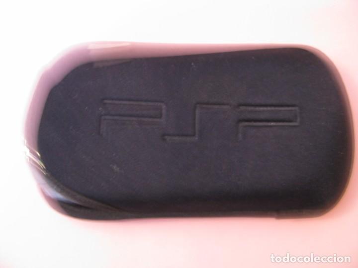 Videojuegos y Consolas: CONSOLA PSP 1000. AÑO 2004. FUNCIONA. INCLUYE CARGADOR Y FUNDA. - Foto 5 - 203459812