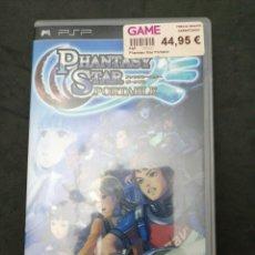 Videojuegos y Consolas: PHANTASY STAR., PORTABLE PSP. Lote 203829277