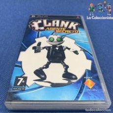Videojuegos y Consolas: VIDEOJUEGOS - CLANK AGENTE SECRETO - PSP. Lote 203974715