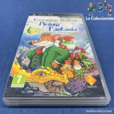 Videojuegos y Consolas: VIDEOJUEGOS - GERÓNIMO STILTON EN EL REINO DE LA FANTASÍA - PSP. Lote 203976042