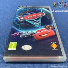 Videojuegos y Consolas: VIDEOJUEGOS - CARS 2 - DISNEY PIXAR - PSP. Lote 203976336