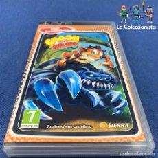 Videojuegos y Consolas: VIDEOJUEGOS - CRASH LUCHA DE TITANES - PSP. Lote 203976472
