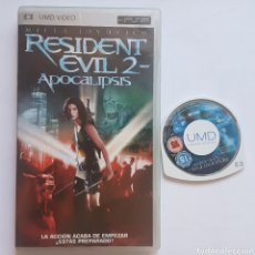 Videojuegos y Consolas: RESIDENT EVIL 2 APOCALIPSIS PSP UMD. Lote 205684583