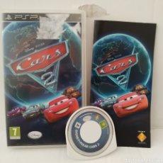 Videojuegos y Consolas: JUEGO PSP - DISNEY PIXAR CARS 2. Lote 205824868