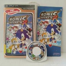 Videojuegos y Consolas: JUEGO PSP - SONIC RIVALS 2. Lote 205826196