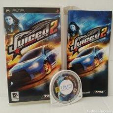 Videojuegos y Consolas: JUEGO PSP - JUICED 2: HOT IMPORT NIGHTS. Lote 205827415