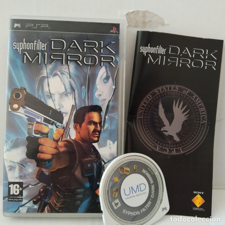 JUEGO PSP - DARK MIRROR (Juguetes - Videojuegos y Consolas - Sony - Psp)