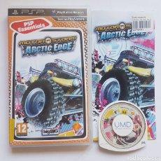 Videojuegos y Consolas: MOTORSTORM ARTIC EDGE PSP PLAYSTATION. Lote 205866161