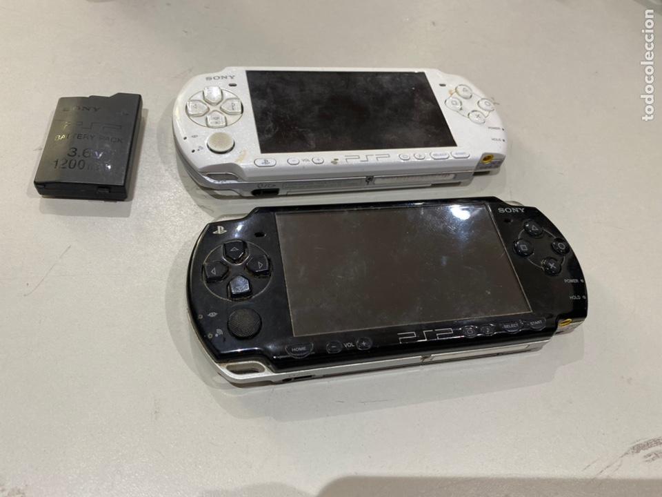 DOS CONSOLAS PSP - VER LAS IMÁGENES (Juguetes - Videojuegos y Consolas - Sony - Psp)